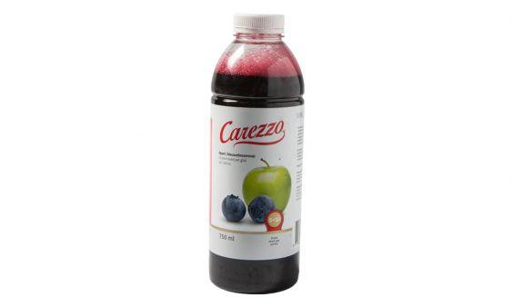 Eiwitverrijkt Carezzo Appel & blauwe bes fruitdrink
