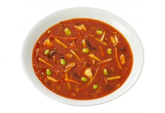 Standaard Chinese tomatensoep