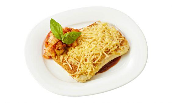 Standaard Lasagne bolognese met Toscaanse groentemix