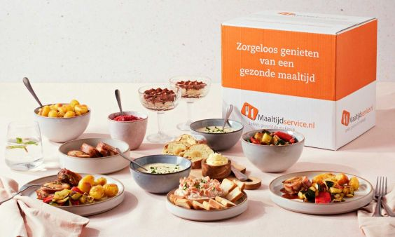 Weekmenu maaltijdbox van Maaltijdservice.nl