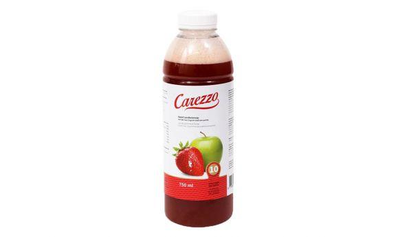 Carezzo Appel-Aardbeidrink eiwitverrijkt