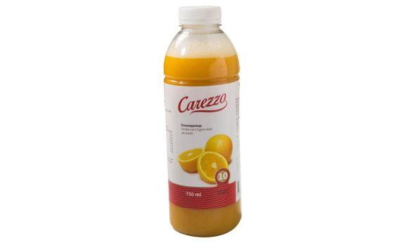 Carezzo Sinaasappeldrink - eiwitverrijkt