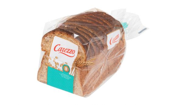 Carezzo Volkorenbrood - eiwitverrijkt