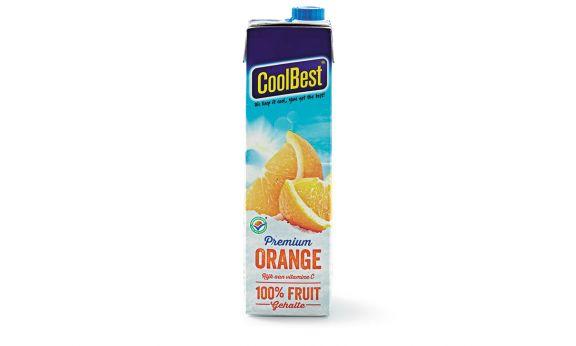 Coolbest sinaasappelsap