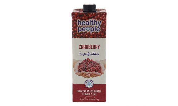 Healthy People cranberrysap