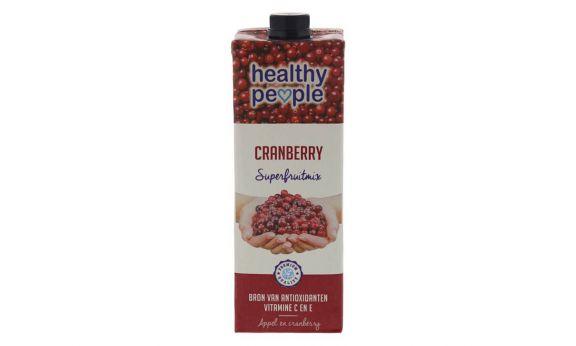 Healthy People cranberrysap