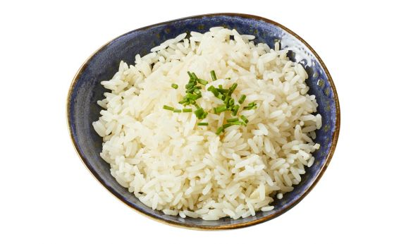 Standaard Portie witte rijst