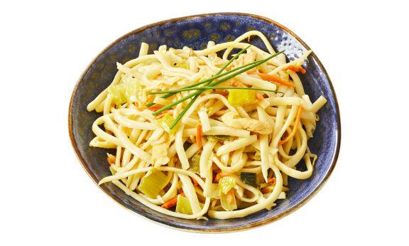 Vegetarische Bami