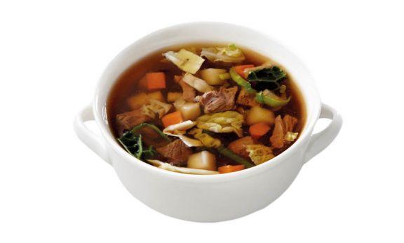 Pot au Feu met Rundvlees (zoutarm)