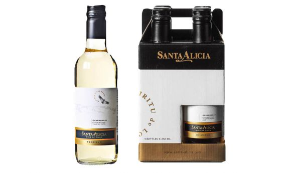 Standaard Santa Alicia Chardonnay Reserva