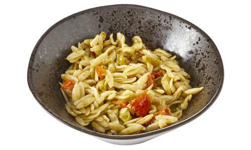 Italiaanse pastasalade