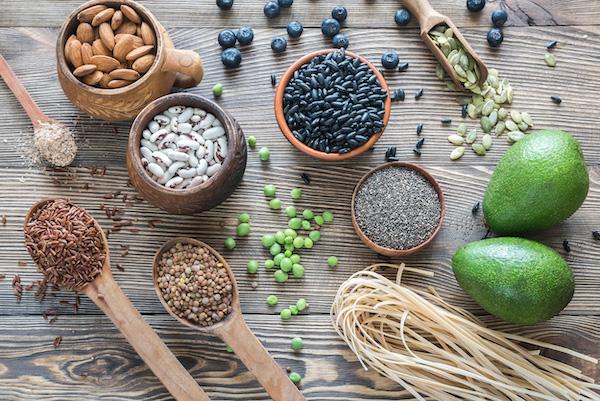 Vezelrijke voeding voor ouderen